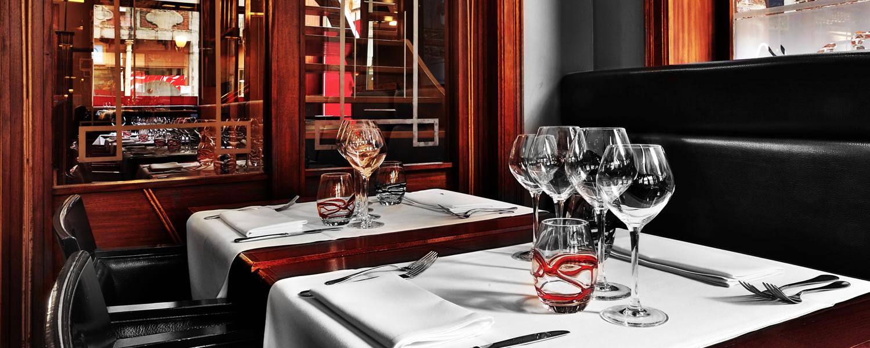 La Table Du Boucher Restaurant Brasserie A Mons